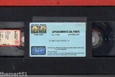 Appuntamento col ponte (1996) VHS  Columbia  Video  Ben Stiller Parkerr -   nl