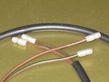 "Taillight wire harness 36"" Triumph Norton BSA Lucas copy UK Made leads"