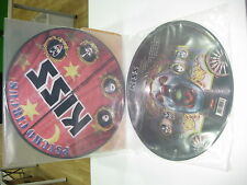 KISS PICTURE DISC PSYCHO CIRCUS