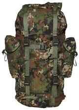 BW  Combat Backpack small vegetato italiano  camo BW camo zaino 65 liter