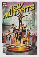 NEW MUTANTS #7 MARVEL comics NM 2020 Jonathan Hickman