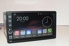 "Universal 7"" Android 8.0 Car Radio Stereo GPS Sat Nav DAB Double DIN Headunit"