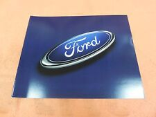 2003 Ford Showroom Concept Car Sales Brochure,Ford GT, Mustang GT,