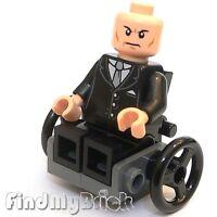 BM006 Lego Custom X-men CUSTOM Professor X Custom Minifigure NEW