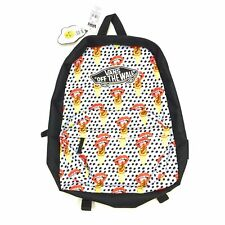 New Vans Kendra Dandy I Scream Realm Backpack Ice Cream Cone Lips Off The Wall