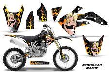Honda Graphic Kit AMR Racing Bike Decal CRF 150R Decal MX Parts 07-13 MTR MANDY