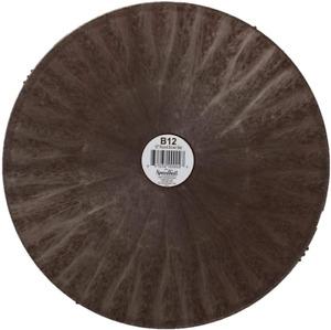 Pottery Wheel Bat Round Universal Matte Finish Injection Molded Plastic 12 Inch
