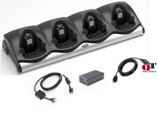 NEW Motorola 4 Slot Ethernet Cradle Kit Docking Cradle CRD9101-410EES Adapter