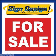 FOR SALE PLASTIC NOTICE /  SIGN SB22
