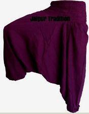 LILAC _Harem Trousers Pants Hippie Gypsy Festival  Genie Alibaba Baggy Yoga Boho