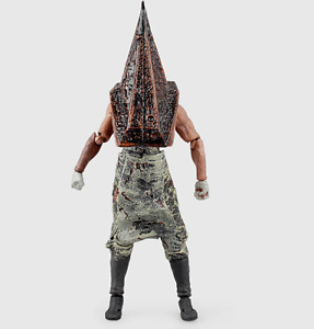Silent Hill 2 Revelation Pyramid head Figma SP055 Action Figure NEW 6''