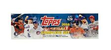 2016 Topps Baseball Complete Set Box (700 cards + bons) factory sealed - mint