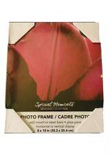 8X10 Glass Pane Photo Frame