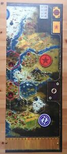Scythe – Game Board Extension | 70% More Hexes | Expansion | New