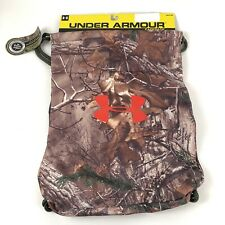 Under Armour Sack Pack Polyester Mossy Oak Treestand RealTree