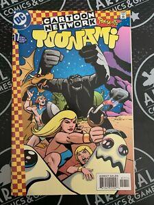 Cartoon Network Presents #17 1999 VF/NM Toonami! Herculoids by Steve Rude!