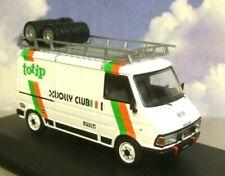 1 43 Ixo Fiat 242 Service Car Totip Jolly club 1985