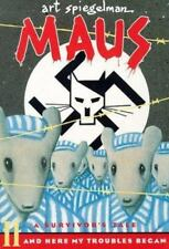 Maus II, A Survivor's Tale: And Here My Troubles Began