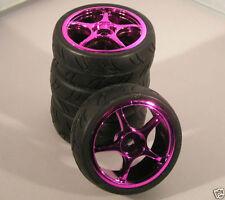 Ruote, cerchi e pneumatici per modellini radiocomandati