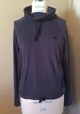 ADIDAS BLACK LIGHTWEIGHT FUNNEL NECK PULLOVER WITH DRAWSTRING WAISTBAND
