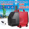 3-65W 220-3000L/H Aquarium Wasserpumpe Tauchpumpen Teichpumpe  ζ