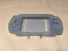 HandHeld Gaming Game Console Carry Case Protective Bag Pouch for PSP *CLEAR BLUE