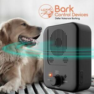 Dispositivo de ultrasonido para perros mascotas, anti ladridos, entrenamiento
