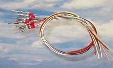 5x 30cm Reparatur Leitungen Kabel 0,35mm² 000979020E Kontakt VW Audi Seat BMW