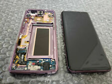 Samsung Galaxy S9 SM-G960F G960 LCD Touchscreen Display Rahmen Lilac Purple