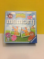 Moshi Monsters Memory Card Game RAVENSBURGER MIND CANDY Ltd età 3+