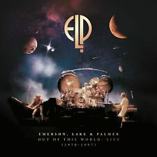 Emerson, Lake & Palmer - Out of This World:Live (1970-1997) 7CD NEU OVP