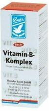 Backs Vitamin B Complex 100 ml B 1 2 3 6 12 Pigeons Birds Poultry Finch Canaries