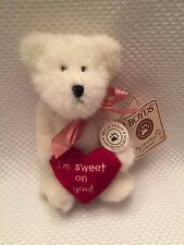 Boyds Bear - Emma M. Sweetstuff - Great addition to any collection!