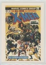 1990 Comic Images Uncanny Covers Series 1 #4 The X-Men #96 Non-Sports Card 0c4