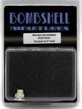 Bombshell BOM60021 Whodini the Owlbear (Sidekicks) Hatchling Monster Miniature