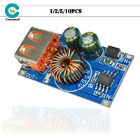 1/2/5/10PCS DC 6-32V QC2.0 QC3.0 USB Buck Power Converter Step Down Module