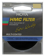 NEW Hoya Japan Multi-Coated HMC ND4 52mm Filter Neutral Density NDx4 Filter 52mm
