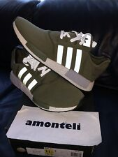48a64a4aabf BRAND NEW ADIDAS NMD R1 OLIVE CARGO EUROPE EXCLUSIVE (2016) BB2790 - SZ  11.5 DS