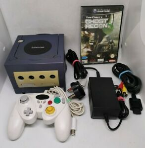 Nintendo GameCube Console Bundle With Ghost Recon FAST FREE POST