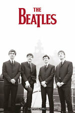 BEATLES - LIVERPOOL POSTER 24x36 - MUSIC BAND 52087