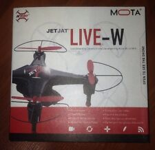MOTA JETJAT LIVE-W FPV Hobby Drone ~ Live Streams HD Video to your Smartphone