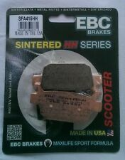 Honda SH300i (2007 to 2016) EBC Double-H Sintered REAR Brake Pads (SFA415HH)