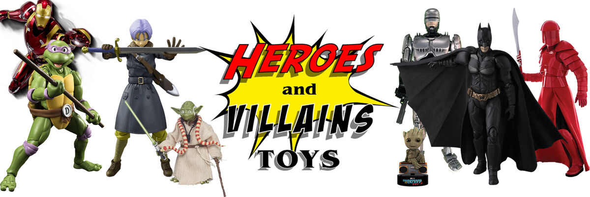 Heroes and Villains Toys