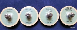 1 UND Yaesu FL-2100Z Original Doorknob RDA-40 500 PF 3 KV Used
