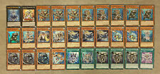 Yu-Gi-Oh! Nixenrüstung / Mermail - Deck Abyssmegalo,Abyssleed,Abyssteus HOLOS