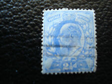 ROYAUME-UNI - timbre yvert et tellier n° 110 obl (A1) stamp united kingdom (Z)