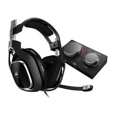 ASTRO A40 TR Gen 4 Wired Headset Black/Red for Xbox One PC & Mac NEW