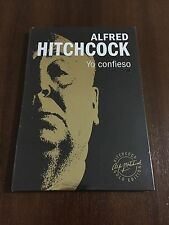 YO CONFIESO ALFRED HITCHCOCK GOLD EDITION - DVD LIBRO  NEW SEALED NUEVO EMBALADO