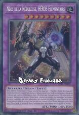 Yu-Gi-Oh ! Néos de la Nébuleuse, HEROS Elémentaire CT15-FR001 (CT15-EN001) VF