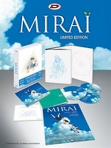 Mirai - Limited Edition (2 Blu-Ray Disc + DVD + Booklet + Card + Poster)